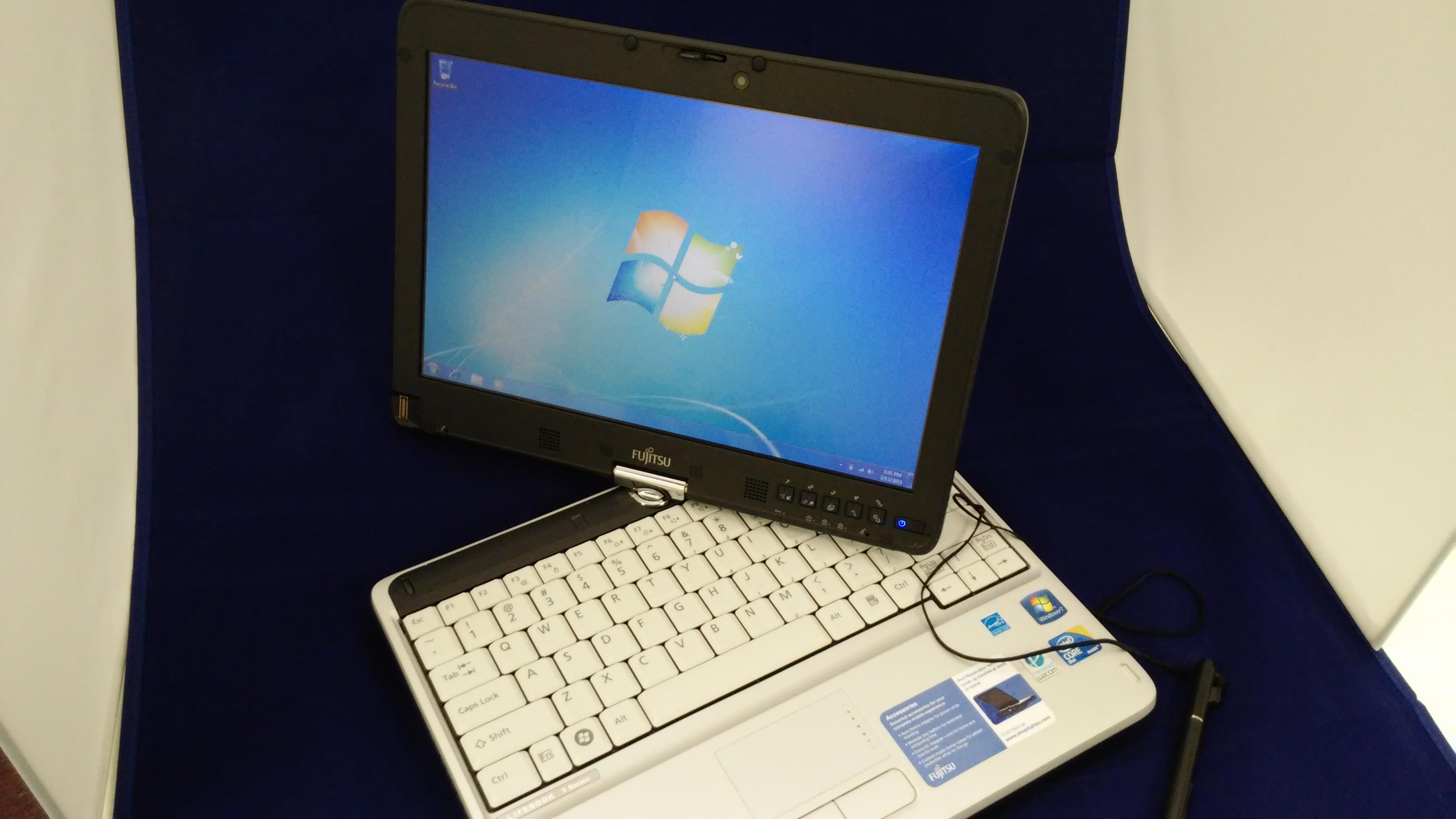 Fujitsu LifeBook Touchscreen T900 – 13 3 – Refurbished   Refurble
